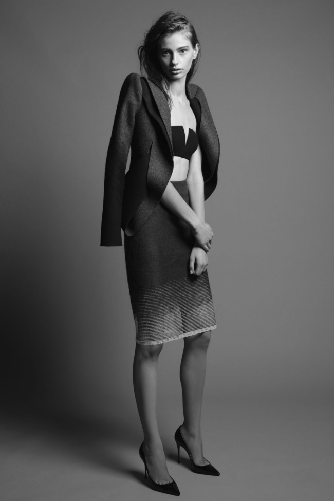 Dion Lee Woolmark Collection 2013 (6)