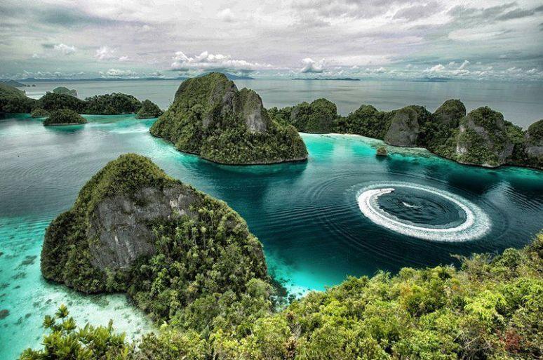 Misool, Indonesia.