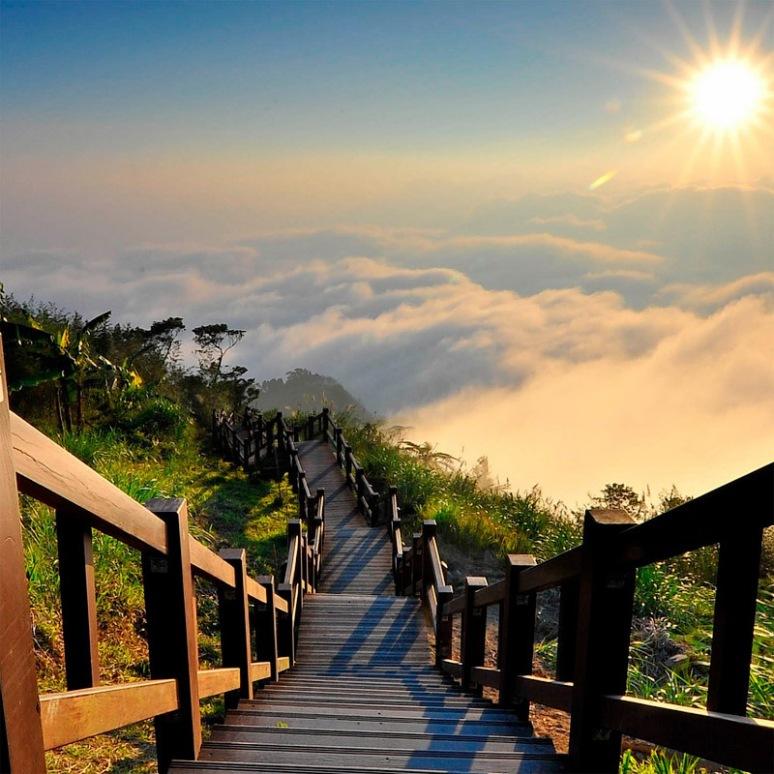 National Park Yu-Shan, Taiwan.