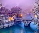 River Bridge, Bern, Switzerland
