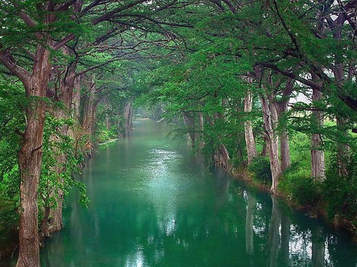 River Lune, Lancaster, UK.