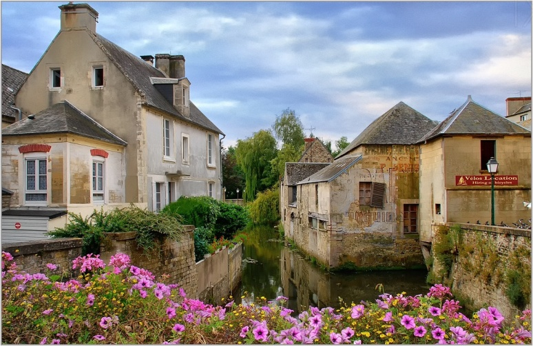 Spring in Normandy